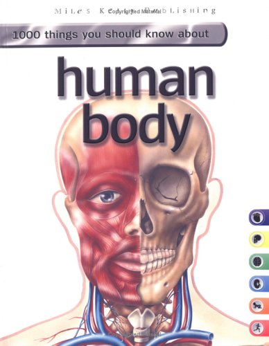 9781842366264: 1000 Things You Should Know About the Human Body
