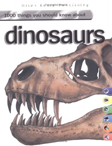 9781842366318: 1000 Things You Should Know About Dinosaurs