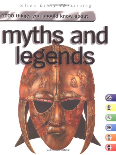9781842366332: Myths and Legends (1000 Things You Should Know)