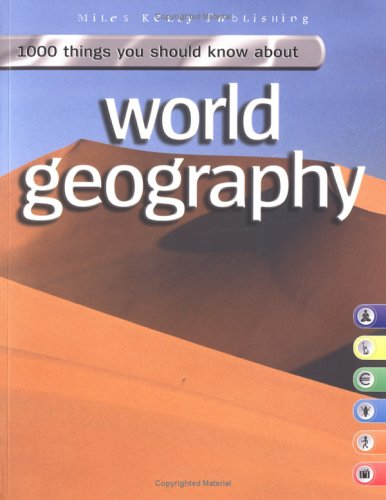 9781842366349: 1000 Things You Should Know About World Geography