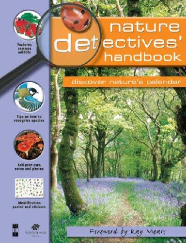 9781842366370: Nature Detectives' Handbook