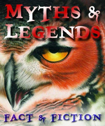 9781842366806: Myths and Legends (Visual Factfinder)