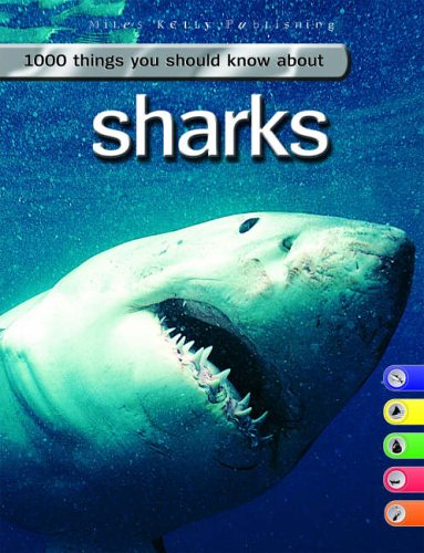 9781842366882: Sharks (1000 Things You Should Know)