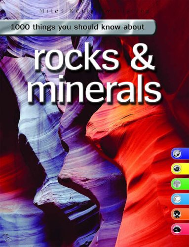 9781842366899: Rocks and Minerals (1000 Things You Should Know)