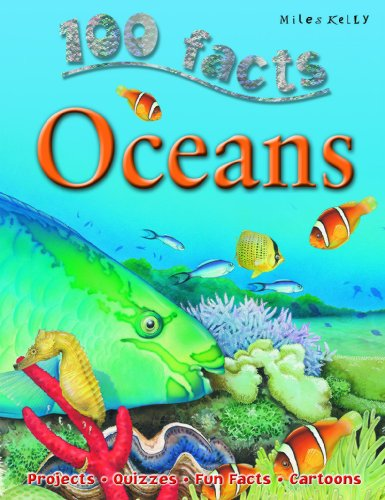 9781842367643: Oceans (100 Facts)