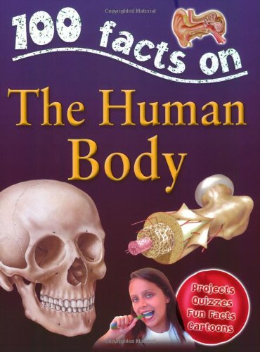 9781842367650: The Human Body (100 Facts)