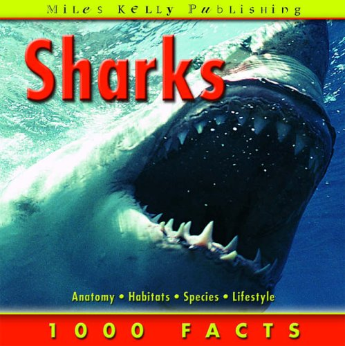 9781842367735: Sharks (1000 Facts on...)