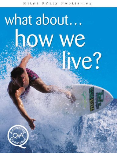 9781842367889: What About...How We Live? (Answering Questions)