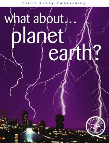 9781842367926: What About...Planet Earth? (Answering Qustions)
