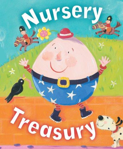 9781842368664: Nursery Treasury: Best-loved nursery rhymes, fairytales and first poems