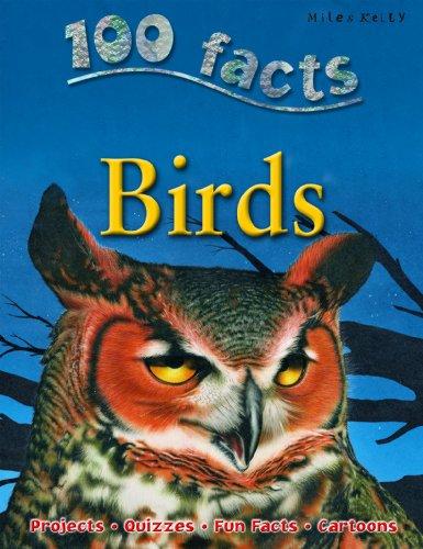 9781842368763: Birds (100 Facts)