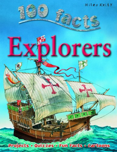 9781842368770: Explorers (100 Facts)