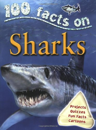 9781842368831: 100 Facts Sharks