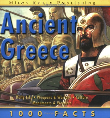 9781842369579: 1000 Facts - Ancient Greece (1000 Facts on...)