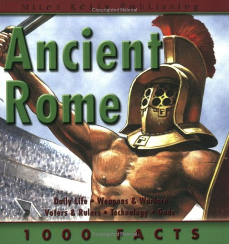 9781842369586: 1000 Facts - Ancient Rome (1000 Facts on...)