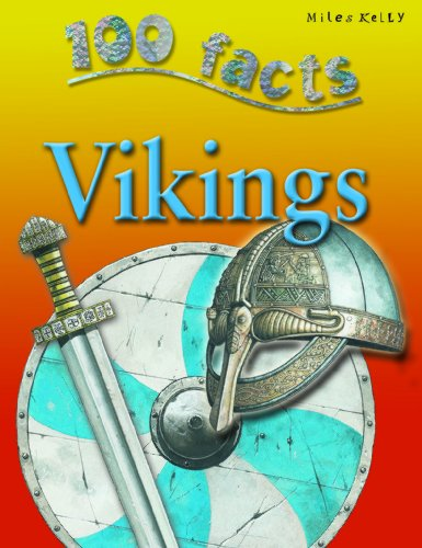 9781842369630: Vikings (100 Facts) (100 Facts On...)