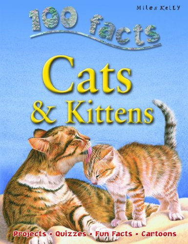 9781842369685: 100 Facts Cats & Kittens