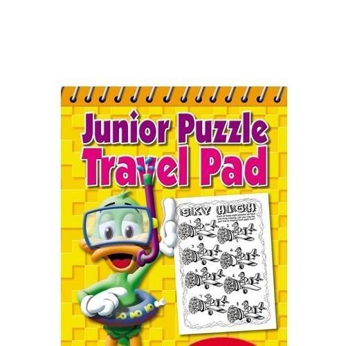 9781842392836: Junior Puzzle Travel Pad