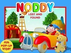 Noddy: Lost and Found (Pop-up Book): Powell, Richard