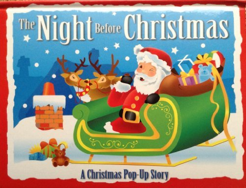 9781842395554: The night Before Christmas (A Christmas Pop-Up Story)