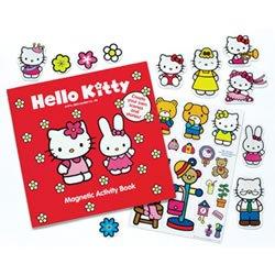 9781842396667: Hello Kitty - Livre d'activites Magnetique
