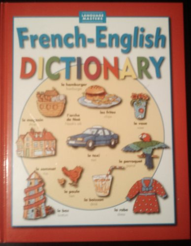 9781842399163: French - English Dictionary (Illustrated - Language Masters Series)