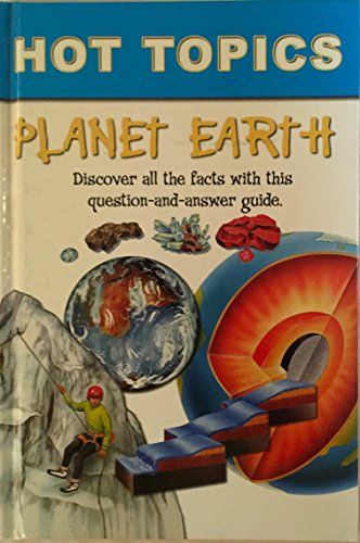 Planet Earth - Hot Topics (1842399349) by Roger Coote