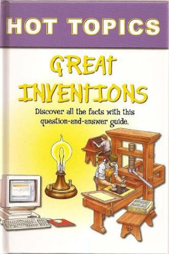 9781842399385: Hot Topics: Great Inventions