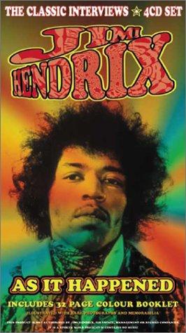 9781842401422: Jimi Hendrix: As it Happened