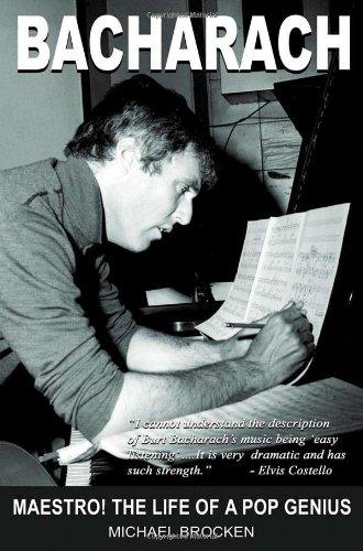 9781842402191: Bacharach: Maestro! The Life of a Pop Genius