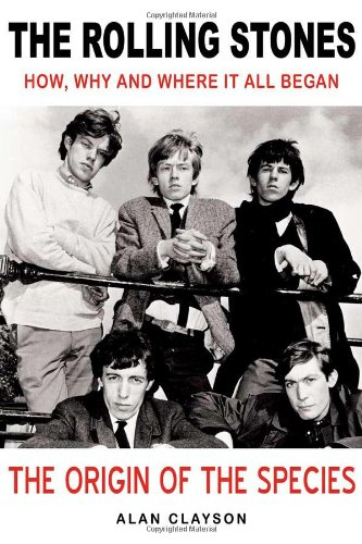 """9781842403891: The """"Rolling Stones"""": the Origin of the Species: How, Why and Where it All Began"""