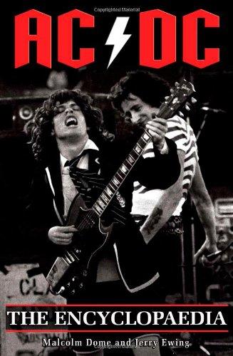9781842404362: AC/DC: The Encyclopaedia