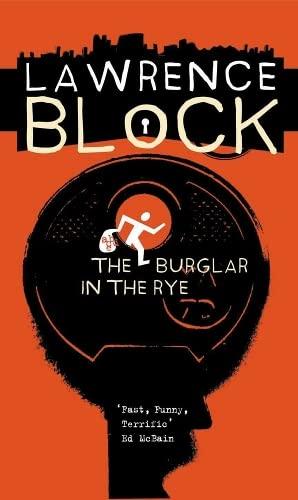 9781842430309: The Burglar In The Rye (Bernie Rhodenbarr Mystery)