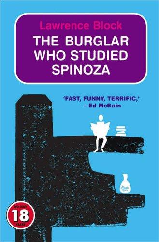 9781842431511: The Burglar Who Studied Spinoza