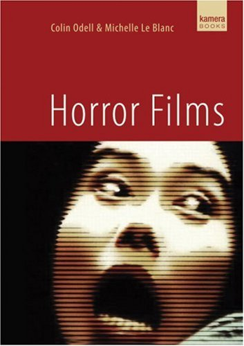 Horror Films [TOGETHER WITH DVD] (2007 FIRST EDITION, FIRST PRINTING)
