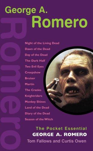 George A. Romero (Pocket Essential series)