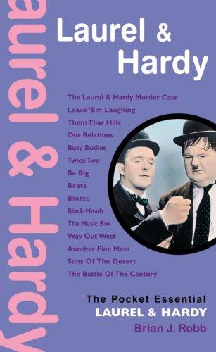 9781842432853: Laurel & Hardy (Pocket Essential series)