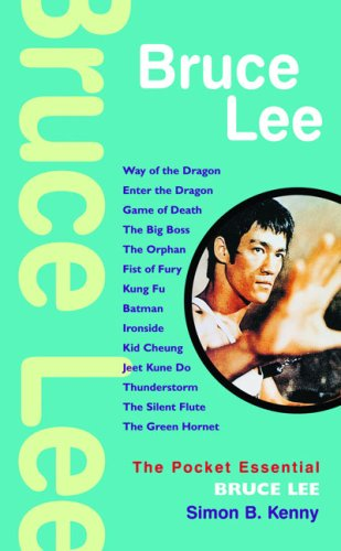 9781842432877: Bruce Lee (Pocket Essential series)