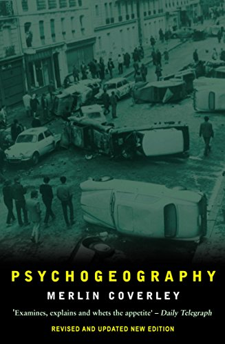 Psychogeography (Pocket Essential series): Merlin Coverley