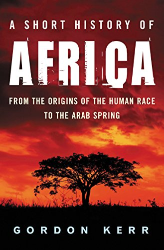 9781842434420: A Short History Of Africa: From the Origins of the Human Race to the Arab Revolts of 2011 (Pocket Essential)