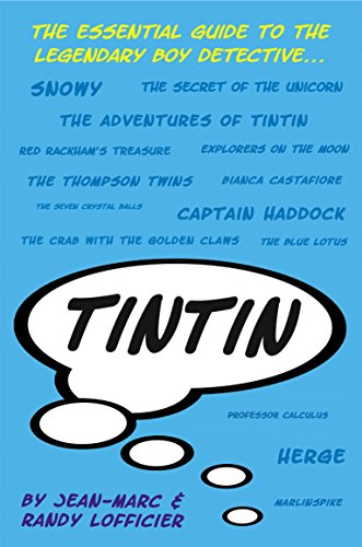 Tintin (1842436082) by Jean-Marc Lofficier; Randy Lofficier