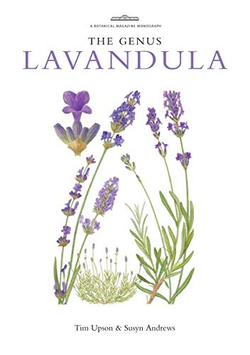 9781842460108: Genus Lavandula