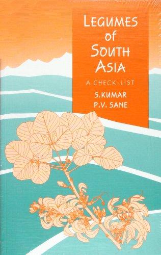Legumes of South Asia: A Checklist: S. Kumar
