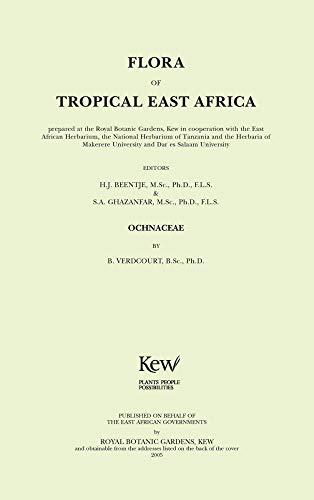 9781842461082: Flora of Tropical East Africa: Ochnaceae