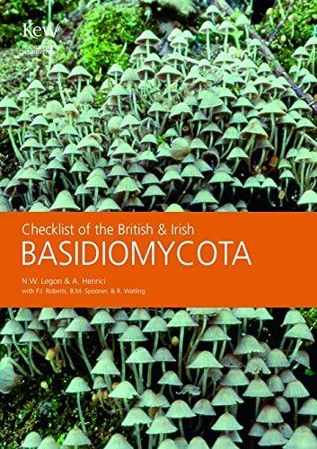Checklist of the British Irish Basidiomycota: M Legon