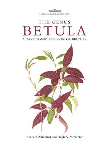 9781842461419: The Genus Betula: A Taxonomic Revision of Birches (Botanical Magazine Monograph)