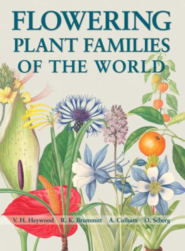 9781842461655: Flowering Plant Families of the World