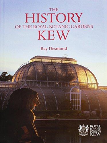 9781842461686: The History of the Royal Botanic Gardens Kew