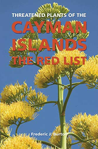 9781842462201: Threatened Plants of the Cayman Islands: the Red List