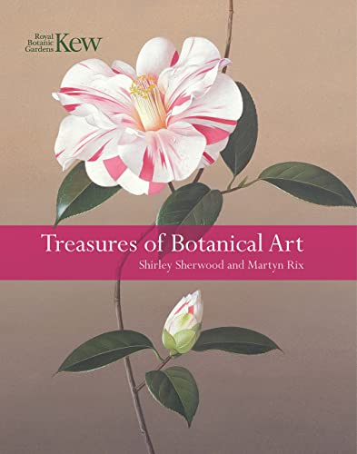 9781842462218: Treasures of Botanical Art: Icons from the Shirley Sherwood and Kew Collections